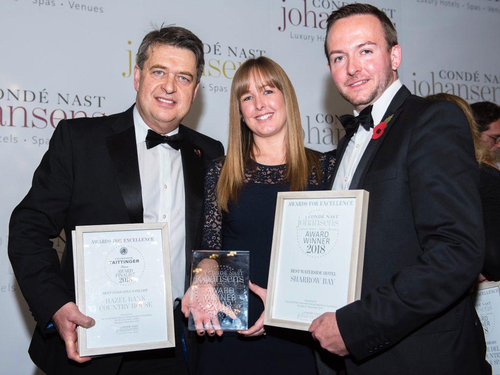 Award - Hazel Bank